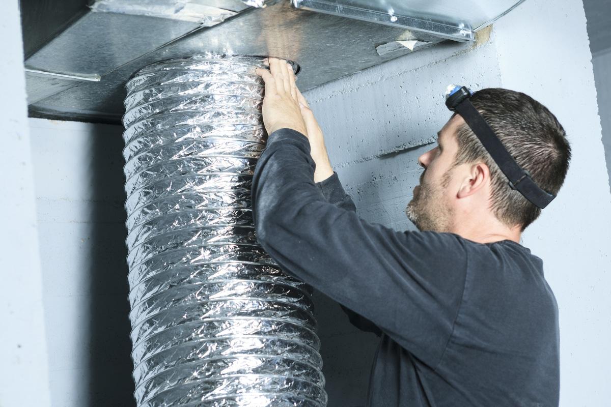 ventilatiesysteem c installeren