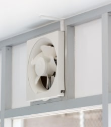 verluchtingssysteem-ventilator